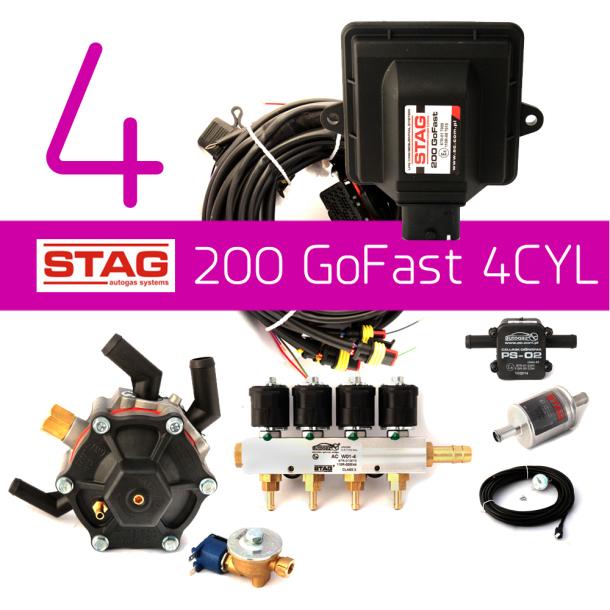 Ugradnja Plina STAG Go Fast